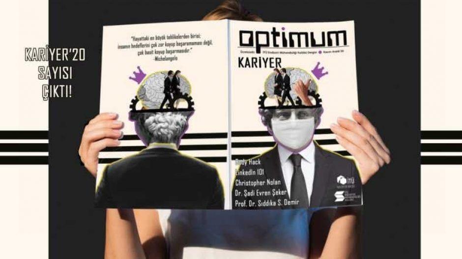 Optimum Dergisi'nin Kasım-Aralık 2020 Sayısı Çıktı