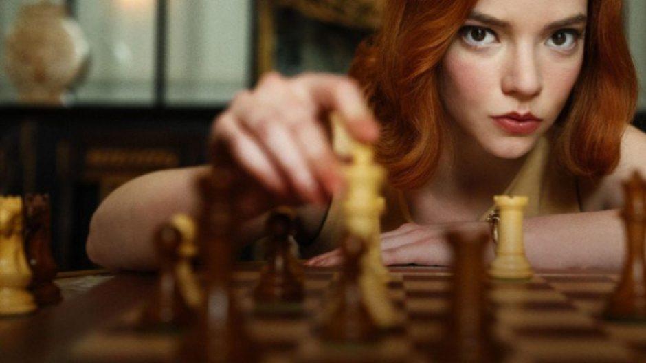 The Queen's Gambit Satranç Seti Satışlarında Patlama Yaşattı