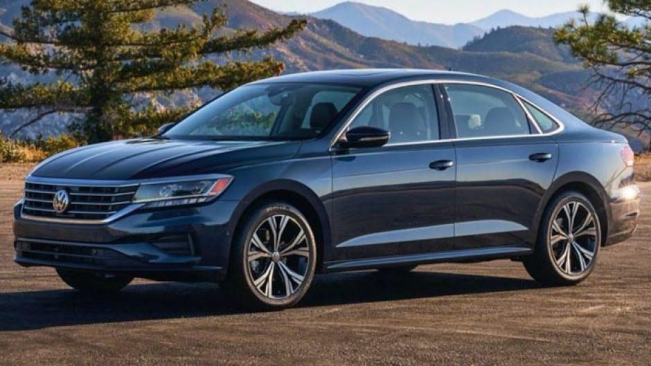 Volkswagen Passat ABD'de yolun sonuna geliyor